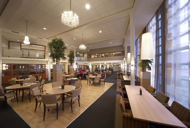 Odeon architecten interieur wilgenhof eindhoven for Interieur restaurant