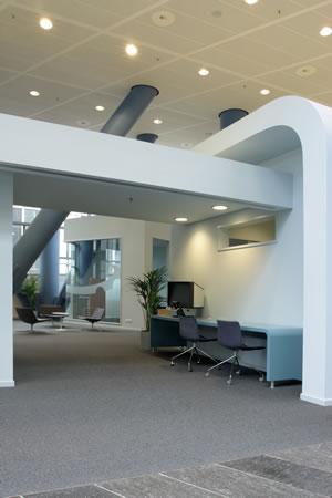 Odeon architecten interieur dienst stedelijke for Interieur eindhoven