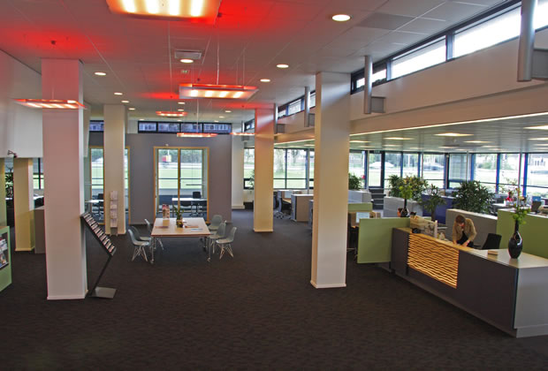 odeon architecten : interieur : Kamer van Koophandel Tilburg